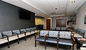 Colon and Rectal Surgeons Surgical Specialists Reception Room