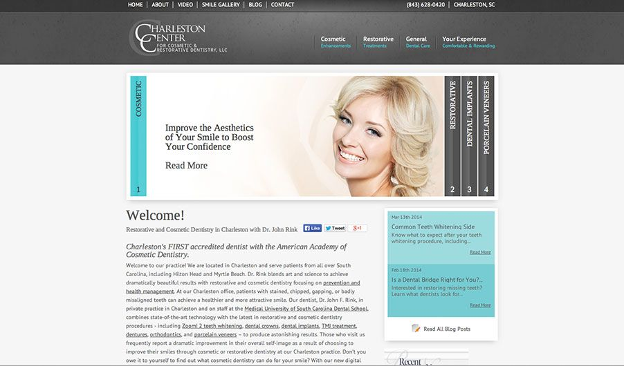 The website of Dr. John Rink