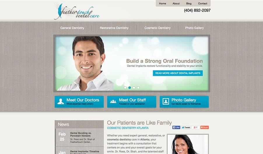 The website of Dr. Neal Shah