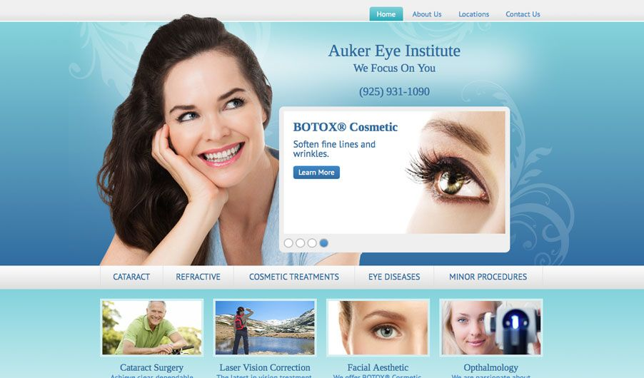The website of Dr. Todd A. Auker