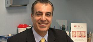 Dr. Hadi Rassael, plastic surgeon