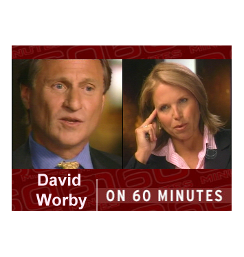David Worby on 60 Minutes