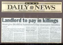 Landlord to pay in killings