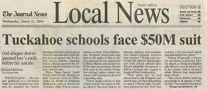 Tuckahoe schools face $50M suit