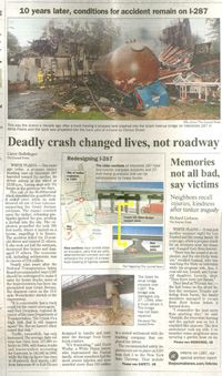 Deadly crash changed lives, not roadway