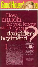 How much do you know about your daughter's boyfriend?