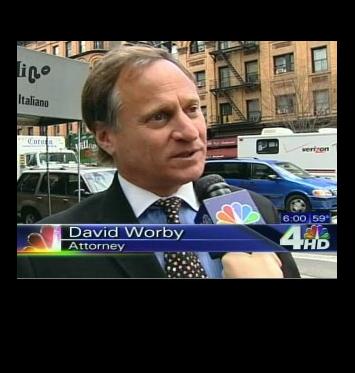 Attorney David Worby on NBC News