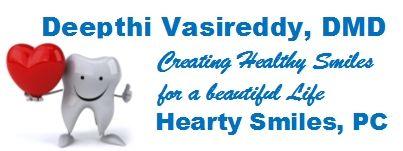 Deepthi Vasireddy, DMD