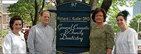 Dr. Kudler and his team