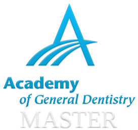 Academy of General Dentistry Master logo