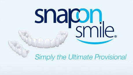 Snap-On Smile® product and logo