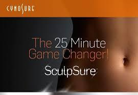 SculpSure, Melt the Fat, Not Cool Sculpt or Venus Freeze