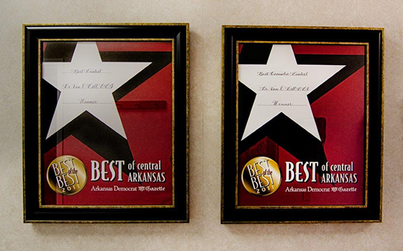 Best of the Best - Central Arkansas Awards