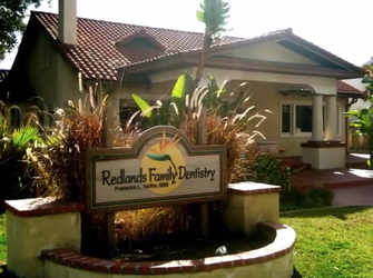 Redlands Family Dentistry office