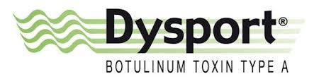 Image of the logo for Dysport