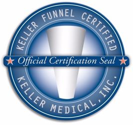 Keller funnel certified logo