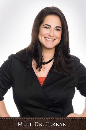 Dr. Angela Ferrari - Dentist KFA Dental