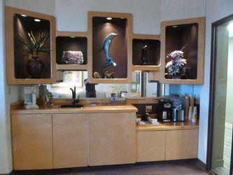 Dr. Armel's waiting room