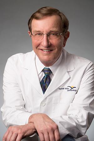 Dermatologist Dr. Richard Ecker