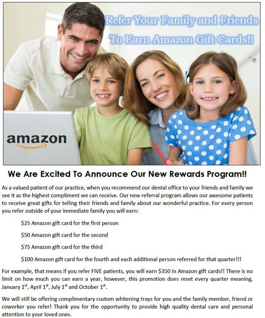 Amazon Rewards Program