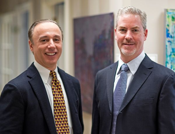 Drs. John G. Fatse and John Scovic