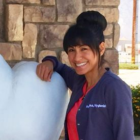 Regina, hygienist Desert Dental Alternatives