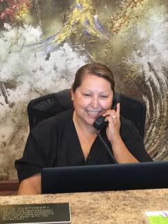 Martha, Appointment Coordinator