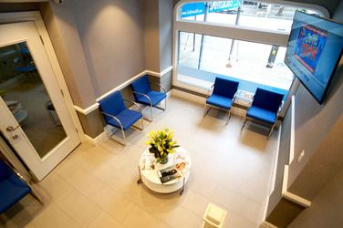 Beautiful Upper West Side Waiting Room