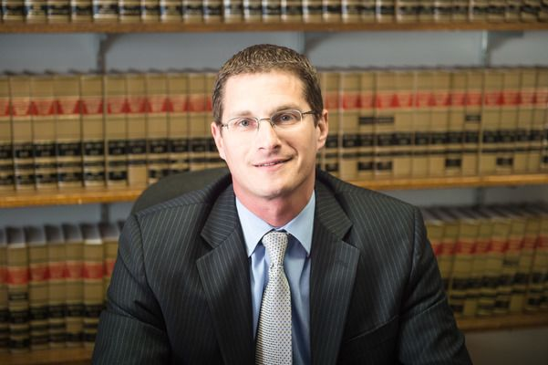 Attorney Todd Lasky professional photograph.