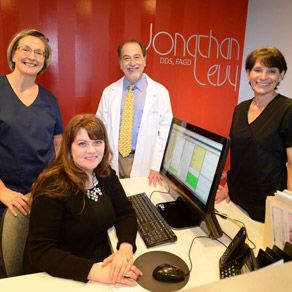 Dr. Jonathan Levy and his team