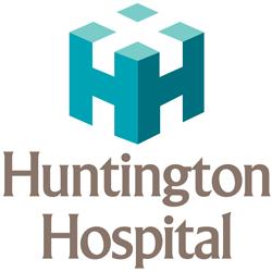 Huntington Hospital badge