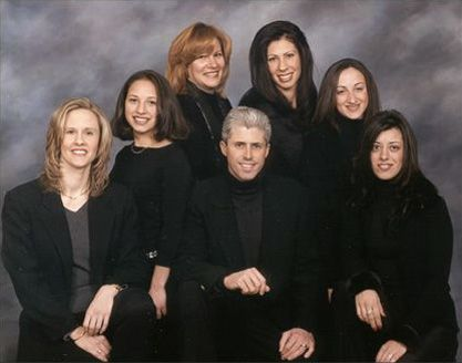 Our dental team