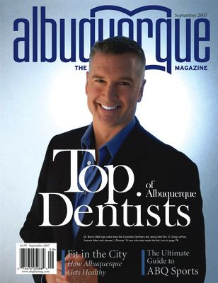 Dr. Wall featured on Top Dentists