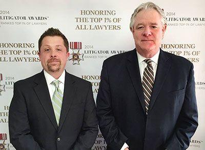 Christopher L. Scott and Michael P. McDonald of McDonald at Law