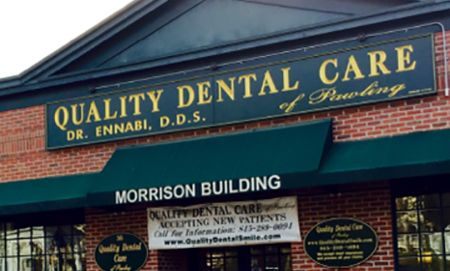 Quality Dental Care office