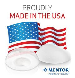 Mentor silicone breast implant logo