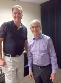 Dr. Kline & Dr. Edward P. Allen