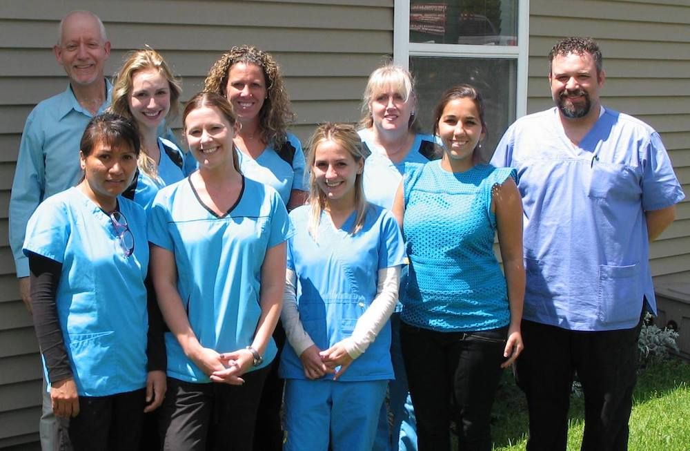 The doctors and staff at Lakeview Dental