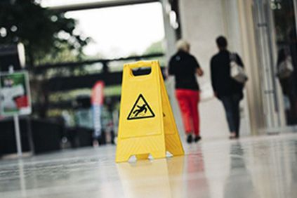 Unsafe conditions in a public premise that could lead to injury