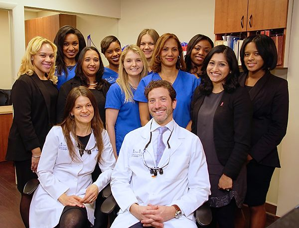Dentistry at the Heights Team Photo