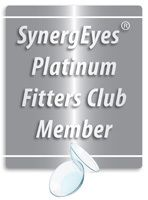 SynergEyes Platinum Fitters Club Member seal