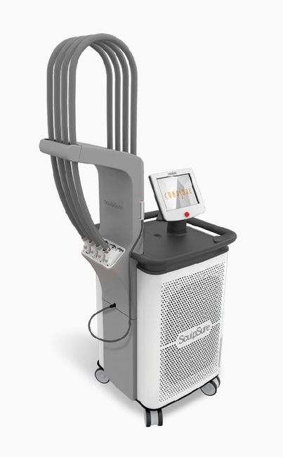Photo of the SculpSure system
