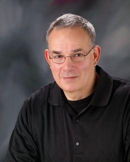 3/4 bust shot of Dr. Robert Rapisarda