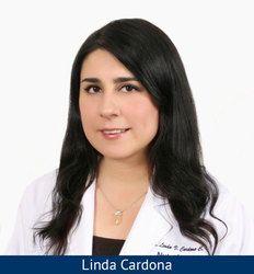 Nutritionist Linda Cardona