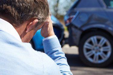 grieving motorist