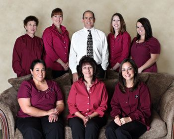 The Dr. Slaman, DDS team