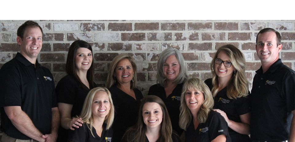 Palmetto Family and Cosmetic Dentistry Liberty Group Photo
