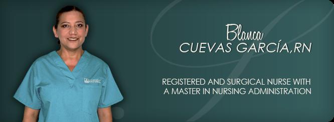 Nurse Cuevas