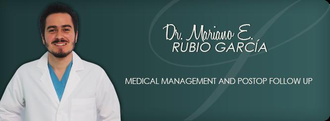 Dr. Mariano Enrique Rubio García