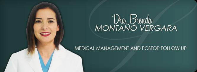 Dr. Brenda Montaño Vergara